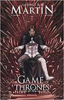 9782205072198 Le Trone De Fer (Game Of Throne) Tome 4 Dargaud