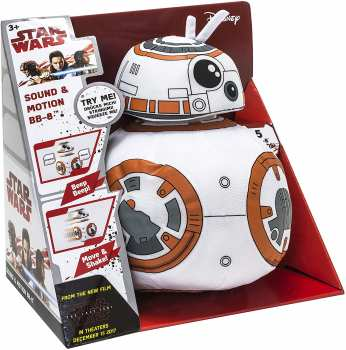 9317454770146 Peluche Parlante Star Wars BB-8