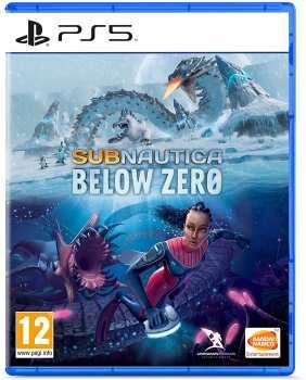 3391892015218 Subnautica: Below Zero FR PS5
