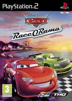 4005209120586 Cars Race O Rama Playstation 2