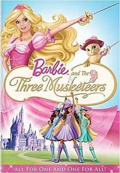 5030917078224 Barbie Et Les 3 Mousquetaires Wii