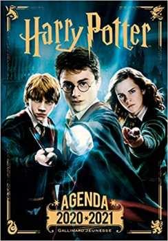 3260051368581 genda Harry Potter 2020-2021 - Gallimard Jeunesse -
