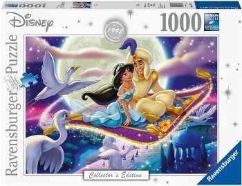 4005556139712 Puzzle Ravensburger Disney Aladdin 1000 Pcs
