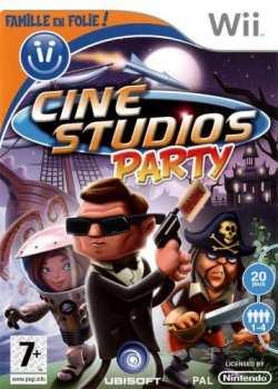 3307211504097 Cine Studio Party Wii ( Famille En Folie)