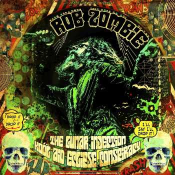 727361581022 The Lunar Injection Kool Aid Eclipse Conspira - Rob Zombie (2021) CD