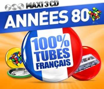 3596973467423 nnees 80 - 100pct Tubes Francais Maxi 3CD