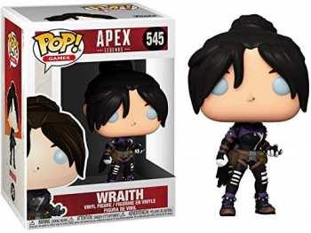 889698432832 Figurine Funko Pop - Apex Legends 545 - Wraith