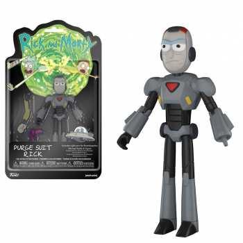 889698268691 Figurine Articule Funko - Rick And Morty - Purge Suit Rick