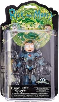 889698268707 Figurine Articulé Funko - Rick And Morty - Purge Suit Morty