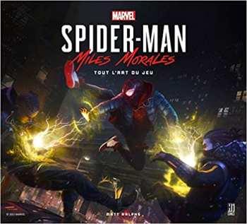 9782378871826 Spiderman Miles Morales - Tout L Art Du Jeu Hi Comics