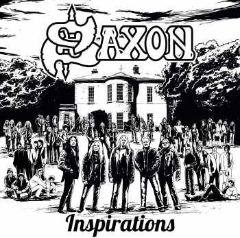 190296800504 Saxon Inspirations 2021 Cd Hard Rock