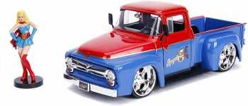 4006333065330 Voiture Ford Pickup - Supergirl DC Comics Bombshells