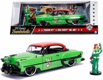 4006333065347 Voiture Chevy Bel Air Poison Ivy - Dc Comics Bombshells