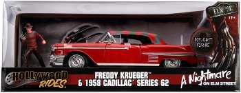 4006333065262 Voiture Freddy Krueger Cadillac 1958