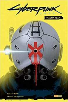 9782809495386 Livre Cyberpunk 2077 Trauma Team - Panini -
