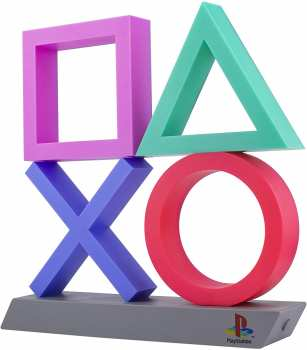 5510108204 Lampe Usb Icones Playstation Icons Light