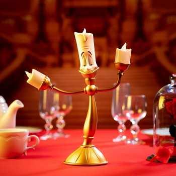 3665361054085 Disney - Lampe Lumiere 24x9x31CM - Belle Et La Bete