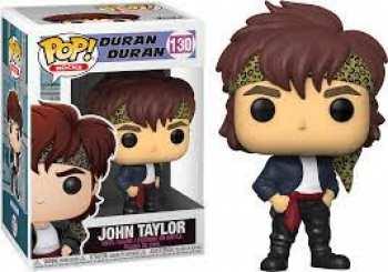 889698412315 Figurine Funko Pop - Duran Duran 130 - John Taylor