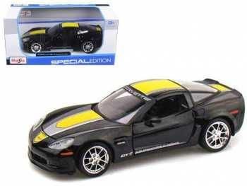 90159312031 Miniature Voiture Corvette Z06 GT1 2009 1 24 Special Edition Maisto