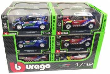 4893993400003 Miniature Voiture Rally Collection 1 32 Bburago