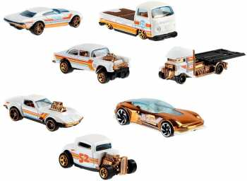 6947731040612 Miniature Petites Voitures Pearl And Chrome 1 64 Hot wheels