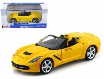 90159315018 Miniature Voiture Corvette2014 stingray 1 24 Special Edition Maisto