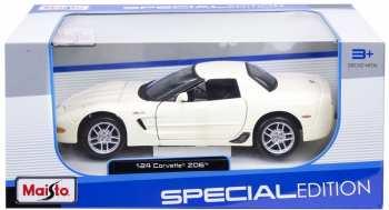 90159319894 Miniature Voiture Corvette Z06  1 24 Special Edition Maisto