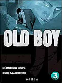 9782380600056 Old Boy - Double Tome - T3 Naban