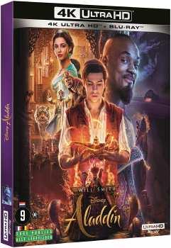 8717418550547 laddin Disney 2019 Live Action Bluray 4k