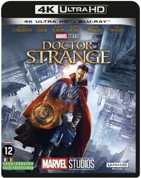 8717418556716 Doctor Strange 4k Marvel Studios Bluray 4k