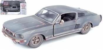 90159321422 Miniature Vehicule - Old Friends Die Cast 1 24 1967 Ford Mustang GT