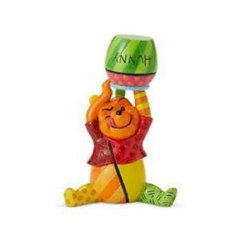 45544973786 Figurine Disney Britto - Winnie L ourson - miel 9x4x6.5