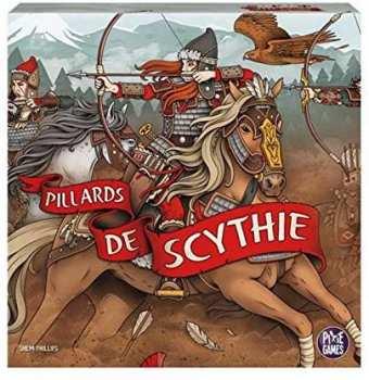 3701358300459 Pillards De Scythie - Jeu De Societe - Pixie Games