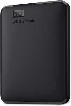 5510108249 Disque Dur Externe 2.5 WD Elements 1 Tb Usb 3.