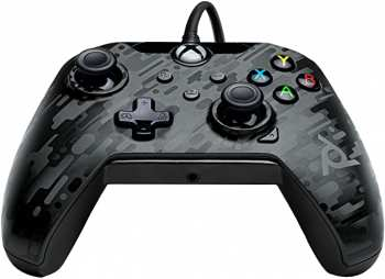 708056067656 Manette Filaire Pdp Xbone Serie S Camo X Bos One Serie