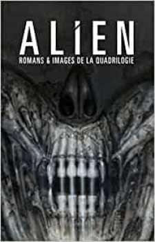 9791028108359 Livre Alien Romans Et Image De La Quadrilogie