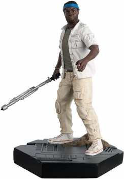 641945983050 Figurine Alien And Predators Collection - Parker 1:16