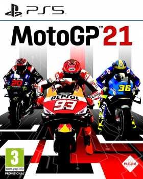 8057168502459 Moto GP 21 FR PS5