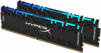 5510108266 Ram 2X8 (16GB RGB) 3200 CL Hyper X