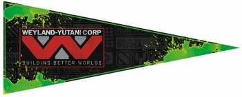 5060662463105 Fanion Weyland - Yutani Alien