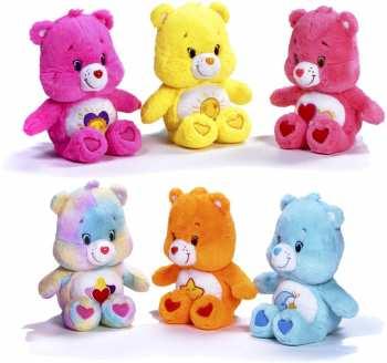 5038104073342 Peluche Care Bears Les Bisounours 27 CM