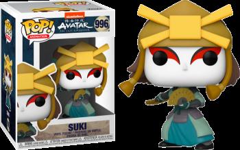 889698560252 Figurine Funko Pop Avatar 996 Suki