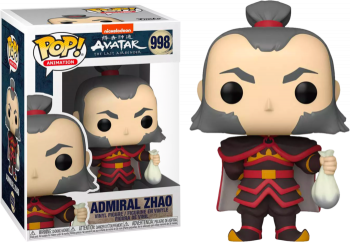 889698560238 Funko Pop Avatar 998 Admiral Zhao