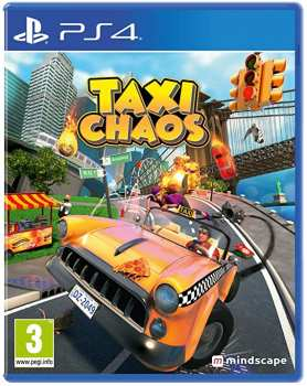 8720256139171 Taxis Chaos FR PS4