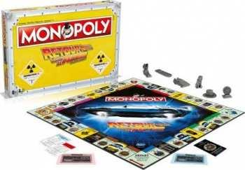5510108295 Monopoly - Retour Vers Le Futur Version FR