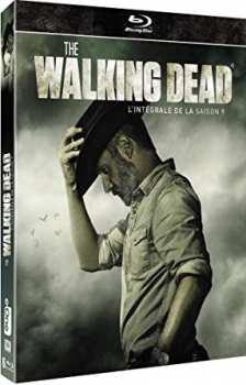 3344428184315 The Walking Dead Saison 9 FR BR