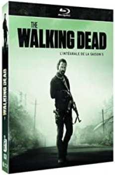 3344428068035 The Walking Dead Saison 5 FR BR