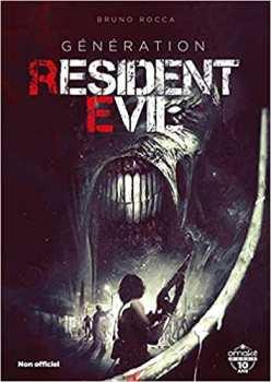 9782379890642 Generation Resident Evil - Omake Books-