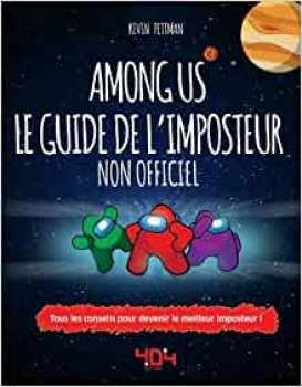 9791032404775 mong Us Le Guide De L'imposteur (non Officiel) - 404 Editions -