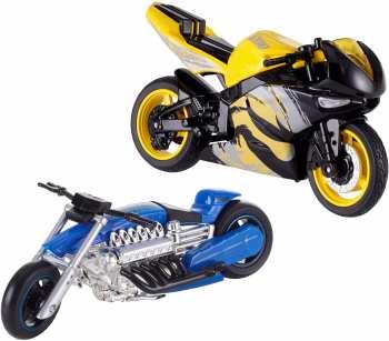 746775132040 Miniatures Moto Hot Wheels Color Shifters